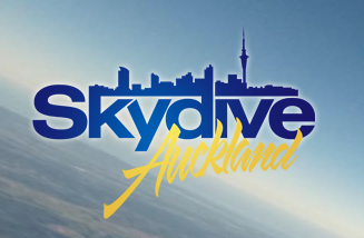 Skydive Auckland Logo